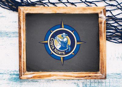 Logotipo para Costa Norte