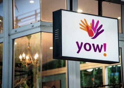 Logotipo para yow!