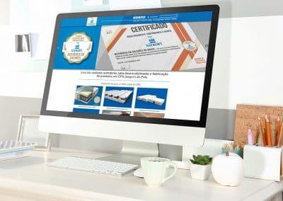 Website Grupo Isorecort