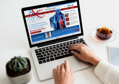 Website Dr. Daniel Benitti